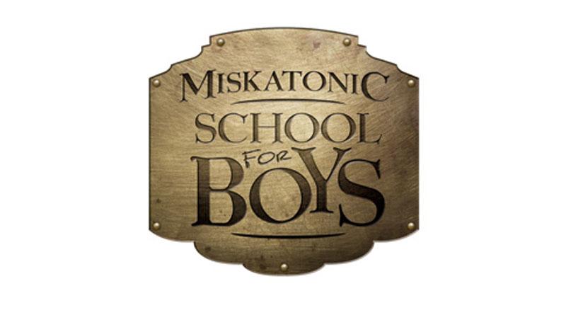 Logotipo de Miskatonic School for Boys