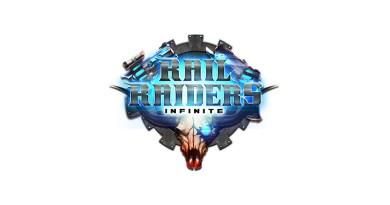 Logotipo de Rail raiders Infinity
