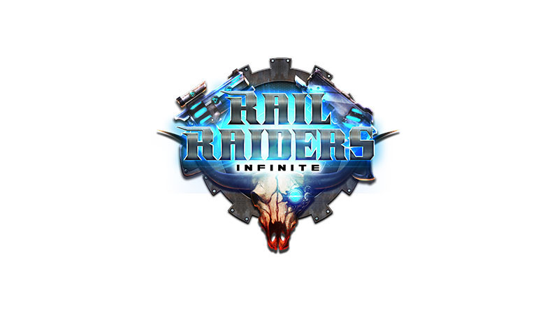 Logotipo de Rail raiders Infinity