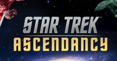 Logotipo de Star Trek ascendancy