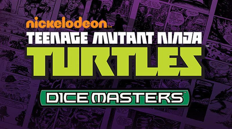 Logo de las tortugas ninja dice master