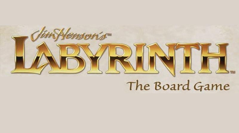 Logotipo del juego de mesa de Dentro del laberinto
