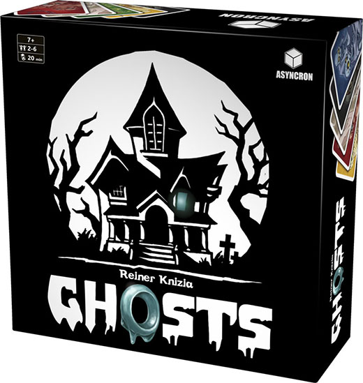Portada de Ghosts