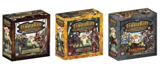 Set de juegos de guildhall fantasy