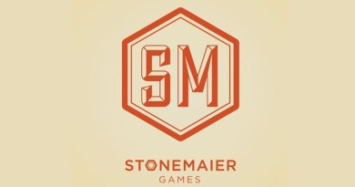 logotipo de stonemaier games