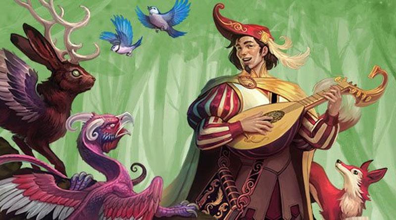 Arte de Storyline Fairy tales