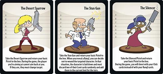 cartas de armas de Team Spirit