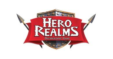 Logotipo de Hero Realms
