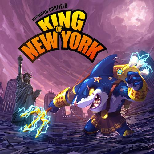 Portada de King of new york power up