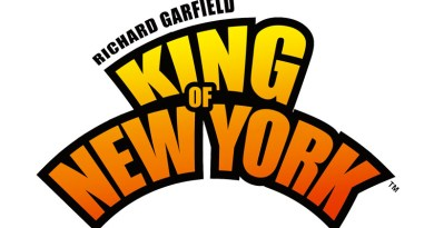 Logotipo de King of New York Power up