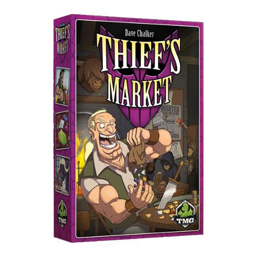 Portada de Thief's Market