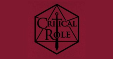 Logotipo de Critical Role