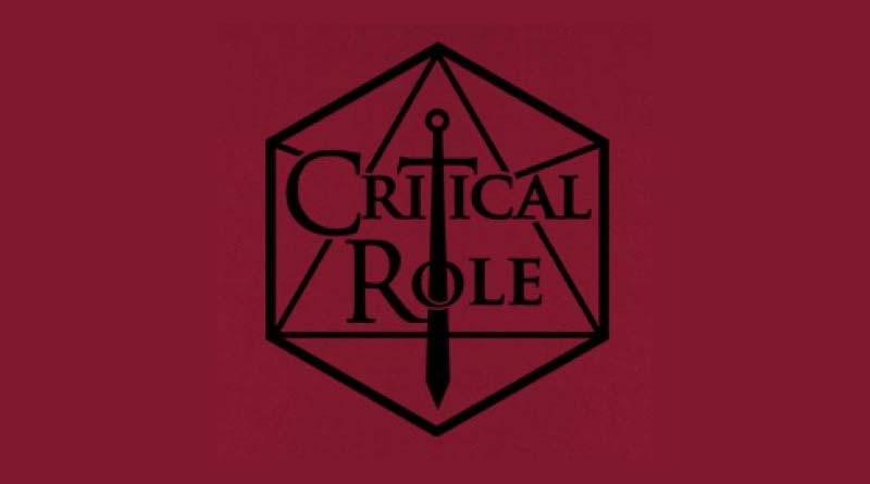 Logotipo de Critical Role