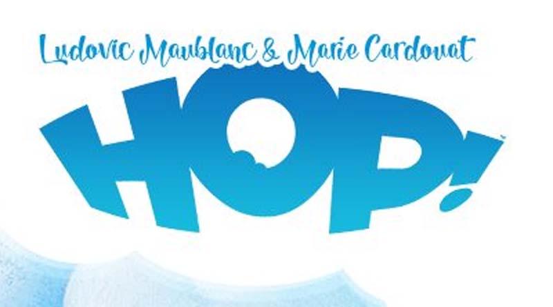 Logotipo de Hop!