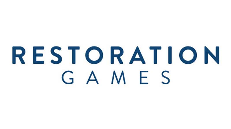 Logotipo de Restoration Games