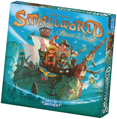 Portada de Small World River World