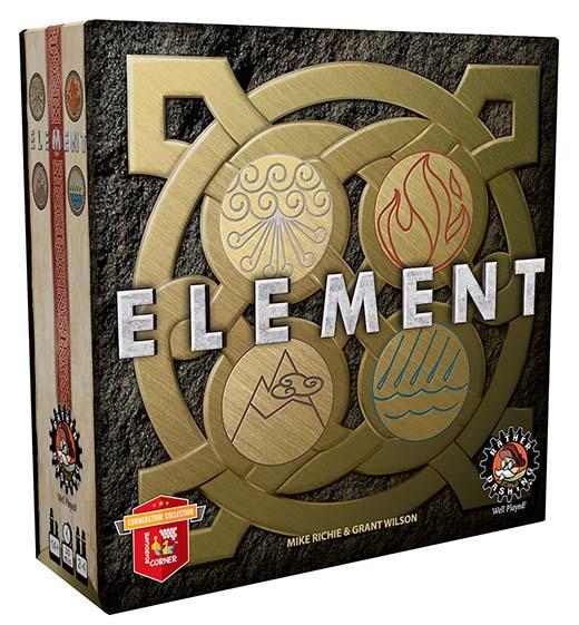 Portada de Element