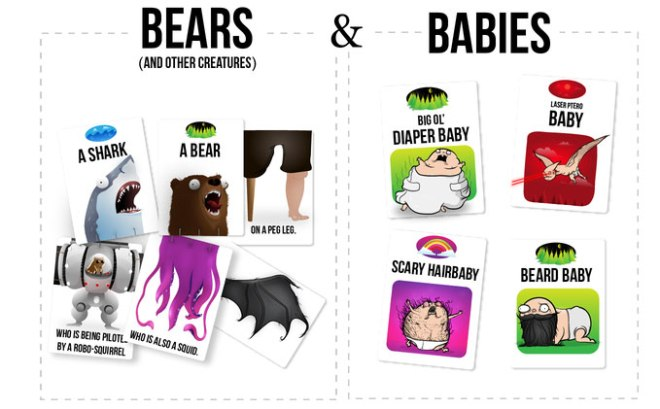 Componentes de Bears & Babies