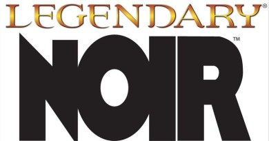 Logotipo de Legendary noir