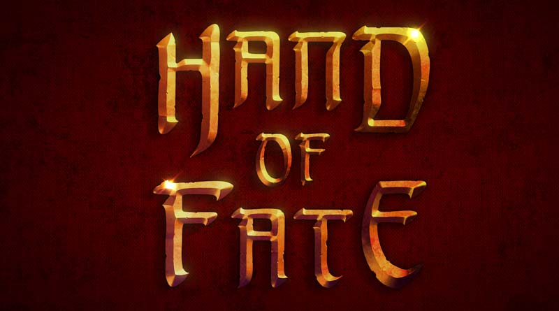 Logotipo de Hand of Fate