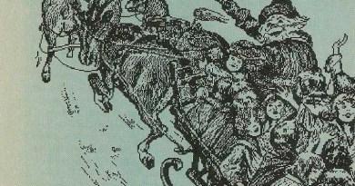 imagen de la aventura de rol navideña tres camellos y un trineo