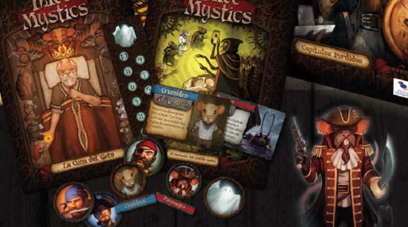 Los cuentos perdidos de Mice and Mystics en castellano