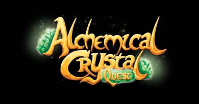Logo de Alchemical Crystal Quest