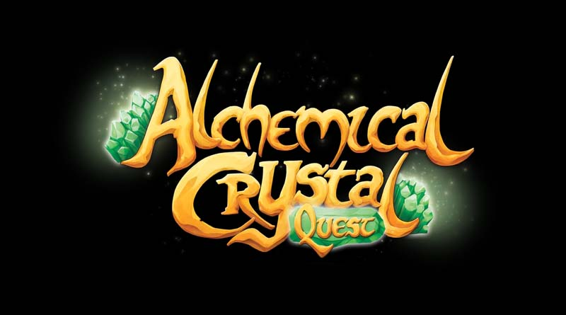 Logo de Alchemical Crystal Quest