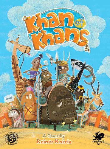 portada de Khan of Khans