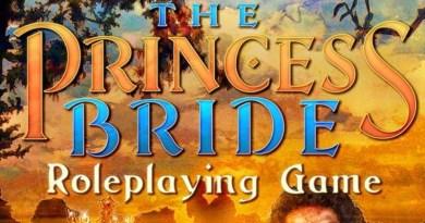 Logotipo del juego de rol de La Princesa Prometida