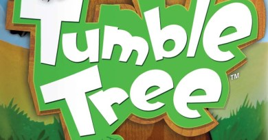 Logotipo de Tumble tree