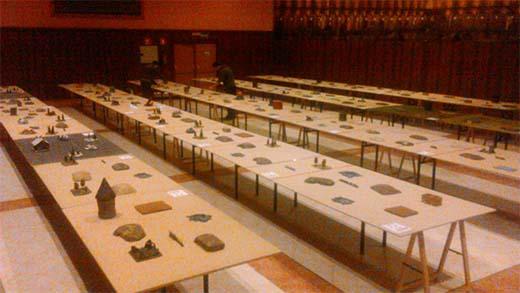 Preparación de diferentes torneos en la sede del Tercio-Z