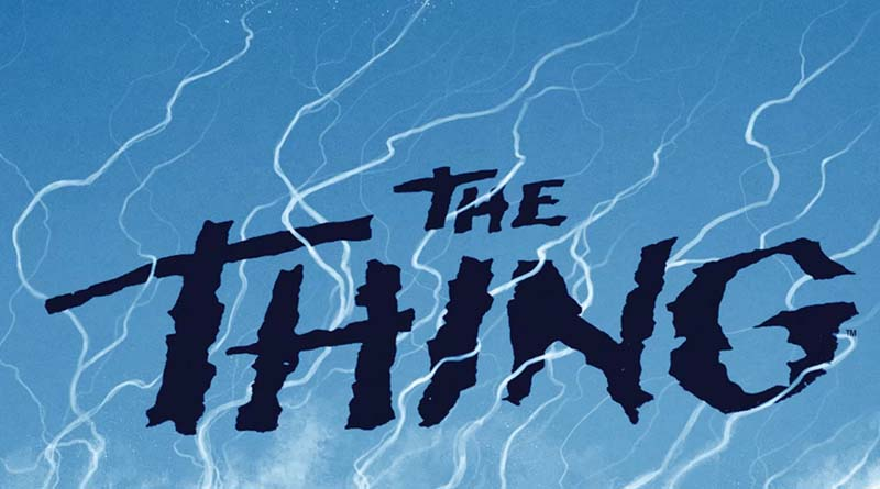 Logotipo de de The Thing Infection outpost 31