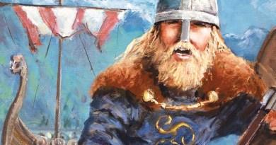Arte de la portada de 878 Vikings