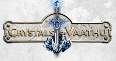 Logotipo de Crystal of Vaathu