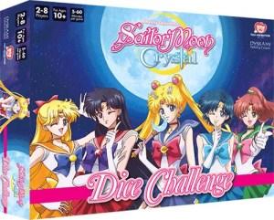 Portada de Sailor moon Crystal Dice Challenger