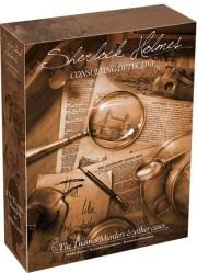 El asesinato del Támesis, vuelve Sherlock Holmes detective asesor