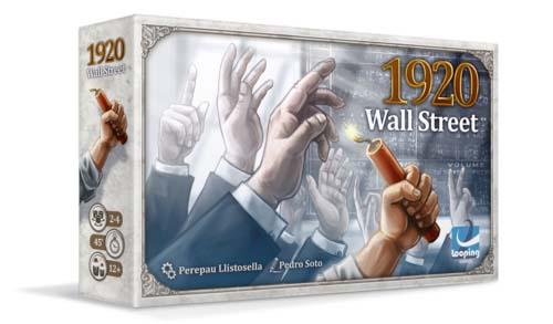 Caja de 1920 Wall Street