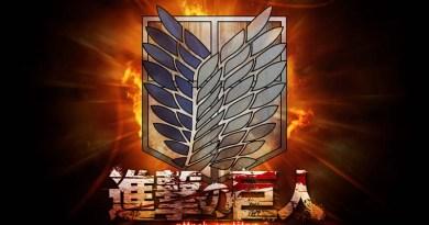 Logotipo del escuadron de reconocimiento de de Attack on titan