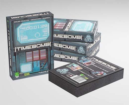 Cajas de Timebomb de ediciones primigenio