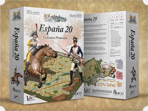 Caja de España 20