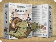 España 20, el primer título de la serie Napoleonic, se financia en 7 horas