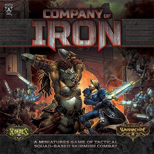 Portada de Company of Iron