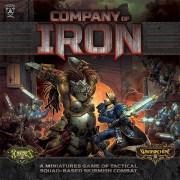 Company of Iron, el juego de escaramuzas de Warmachine