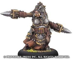 Personaje Farrow para company of iron