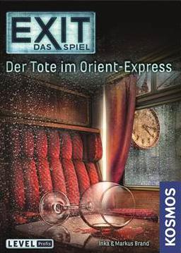 EXIT: Das Spiel – Der Tote im Orient-Express
