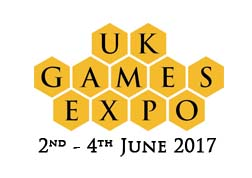 Logotipo de la UK games expo
