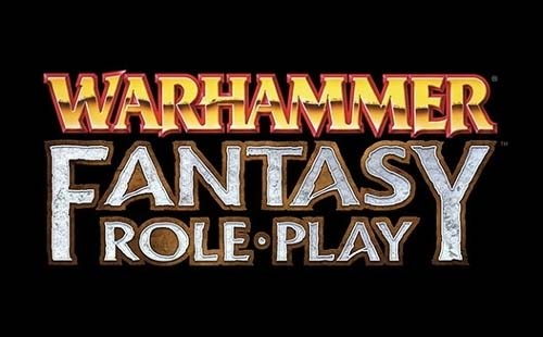 Logotipo de warhammer fantasy role-playing