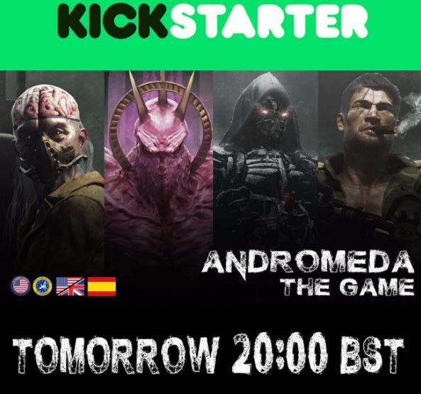 Andromeda The Game