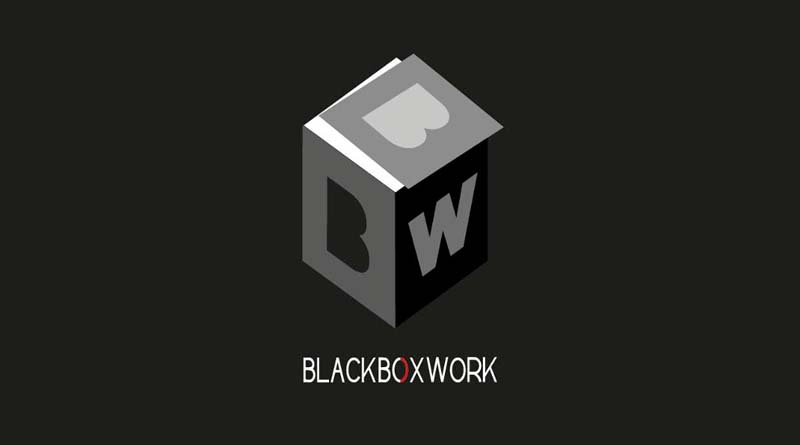 logotipo de black box works